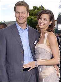 Tom Brady Gets All The Hotties