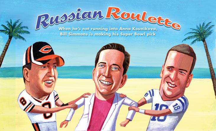 Anna russian roulette