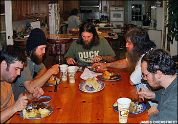 The Duck Commander business employs only family and a few close